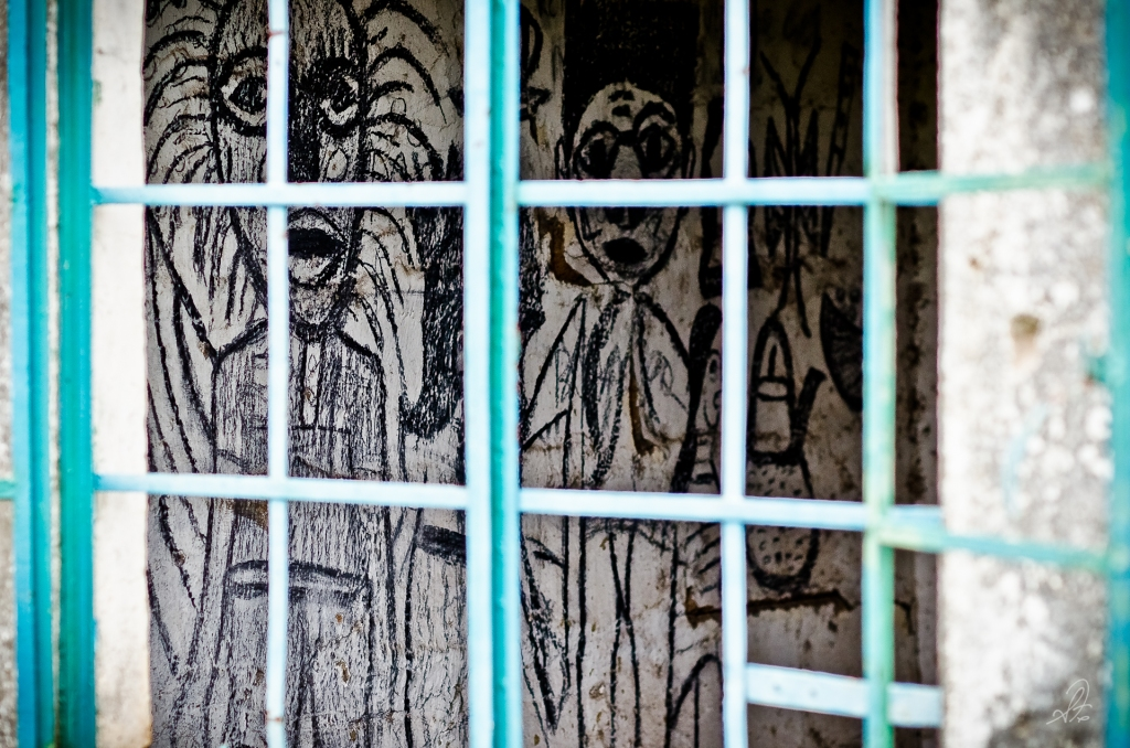 Behind Bars at a Children's Prison in Africa